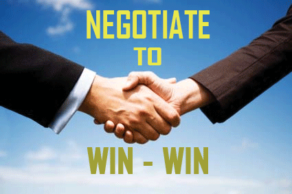 Salary Negotiation Can Be A Win Win By Pat Goodwin